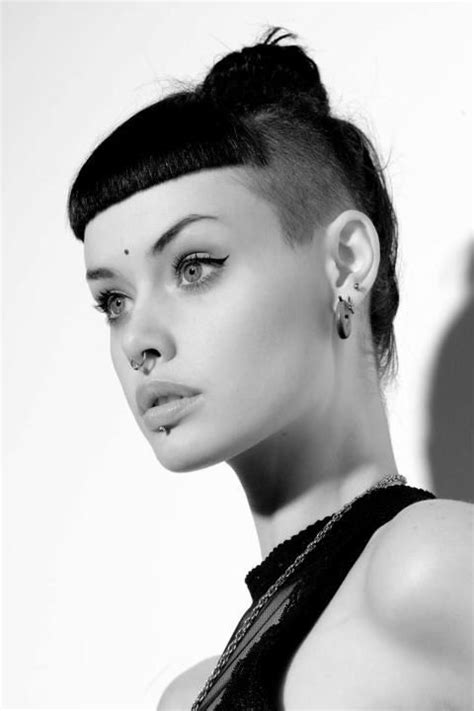 boy haircut shaved sides with long bangs 197 best images about sidecut hairstyles on pinterest