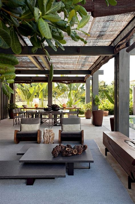 backyard outdoor living 54 exceptional outdoor living spaces style estate