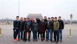 Questrom Mba Curriculum by Students Turn Executives For A Week Questrom