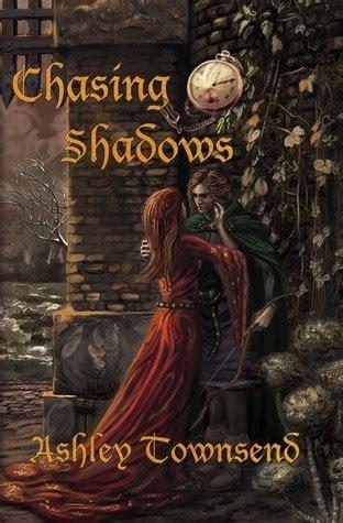 Rising Shadows novels and necklaces book review chasing shadows rising