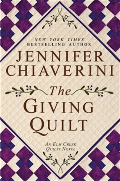 the giving quilt books chiaverini
