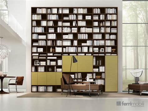 mobili librerie librerie su misura ferri mobili