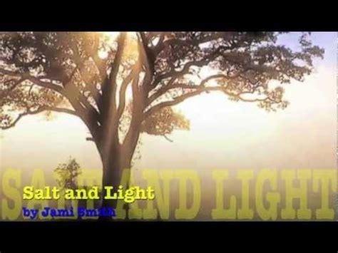 salt and light lyrics