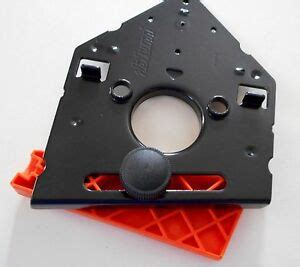 Blum Manual Boring Template For Hinges And Mounting Plates B65 059a Blum Boring Template