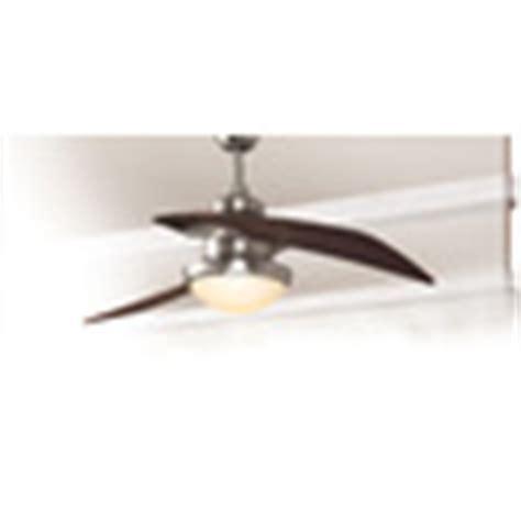 harbor santa ceiling fan shop harbor platinum santa 48 in brushed nickel