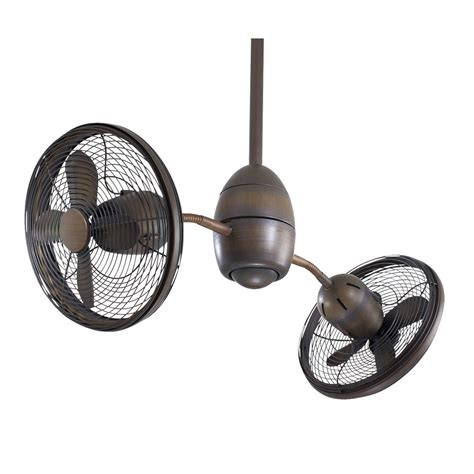 ceiling fan with double oscillating reveal the possibilities of dual oscillating ceiling fan