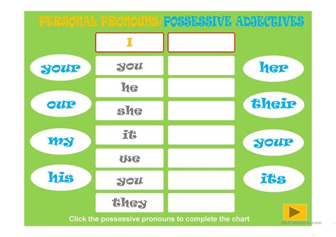 adjectives worksheet ppt kidz activities