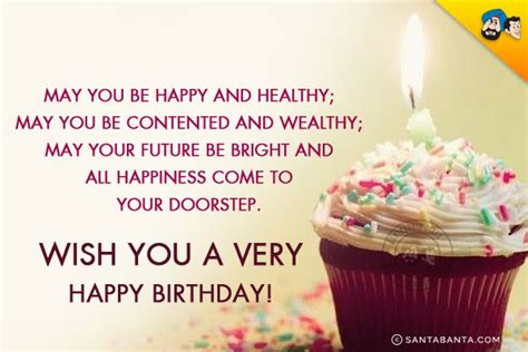 Wish You Happy Birthday Sms Search Results For Birthday Wishes Shayri Com Calendar