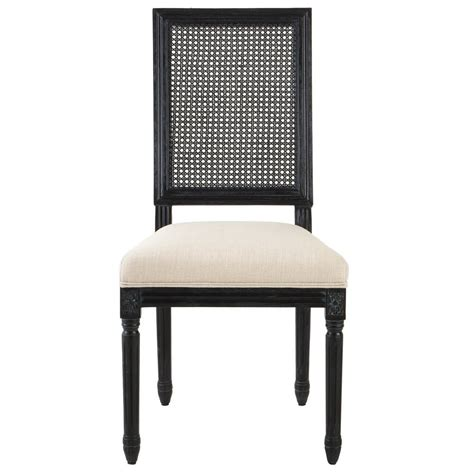 home decorators dining chairs home decorators collection jacques cane antique black