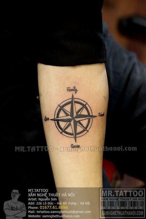 h 236 nh xăm la b 224 n compass tattoo mẫu h 236 nh xăm đẹp tại