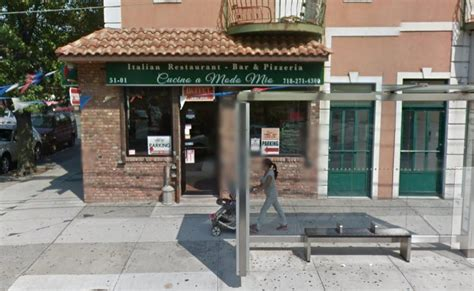 Five families of new york city feds bust mobbed up queens restaurant