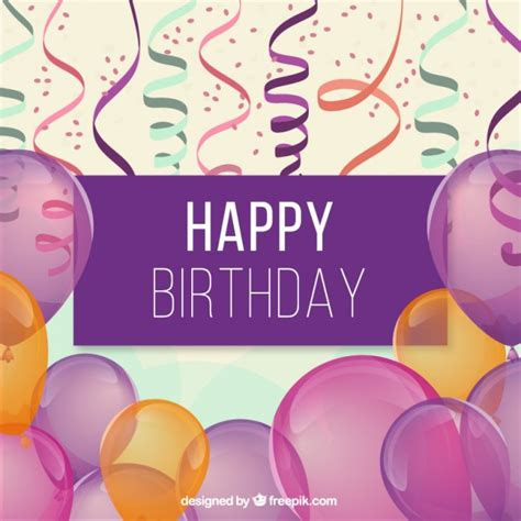 happy birthday background design vector happy birthday vector background vector free download