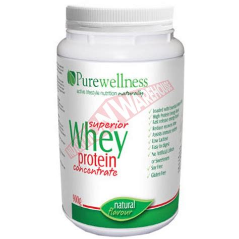 Whey Concentrate Whey Protein Concentrate By Wellness Big Brands
