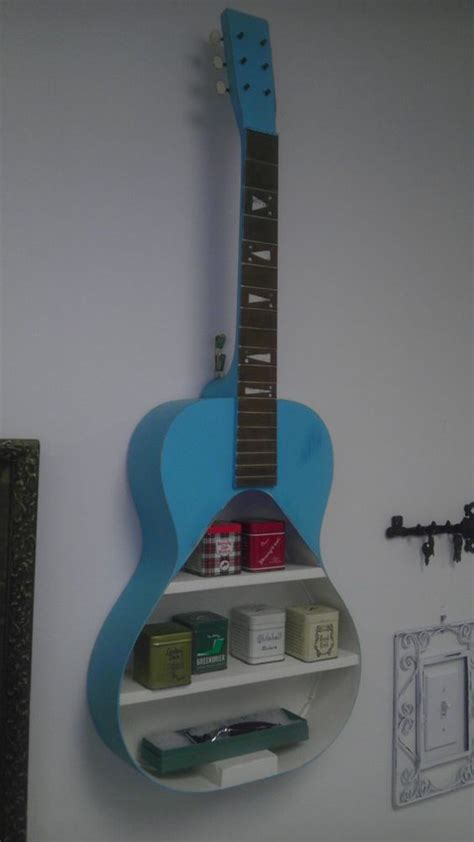 ideal home decoration magnificent repurposed guitar ideas for the ideal home