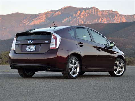 Toyota Prius 2013 2013 Toyota Prius Test Drive Review Cargurus