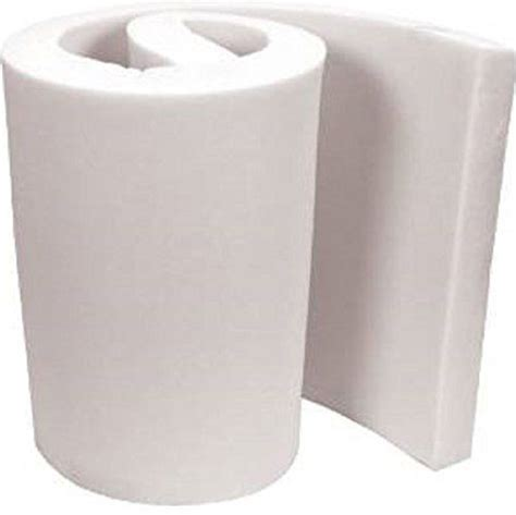 3 upholstery foam 3 quot x 24 quot x 72 quot medium firm hr3319 seat foam cushion