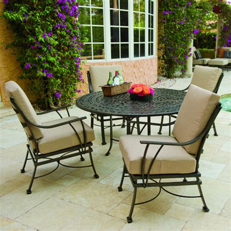 types of patio furniture blogs woodard outdoor furniture offers styles