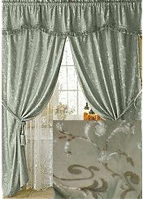 jcpenney swag curtains com jcpenney masterpiece shower curtain double