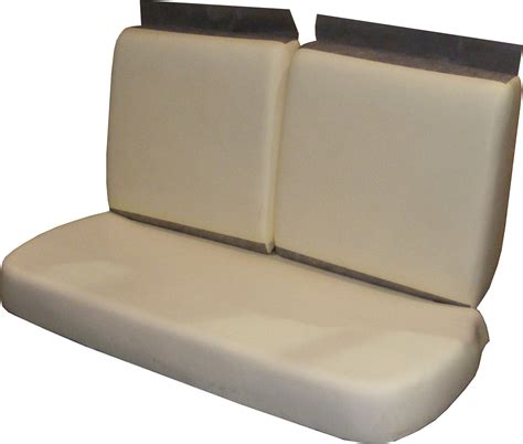 foam for bench seat seat foam parts unlimited