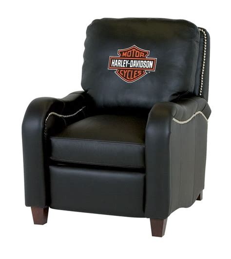 harley davidson chair recliners harley davidson and furniture on