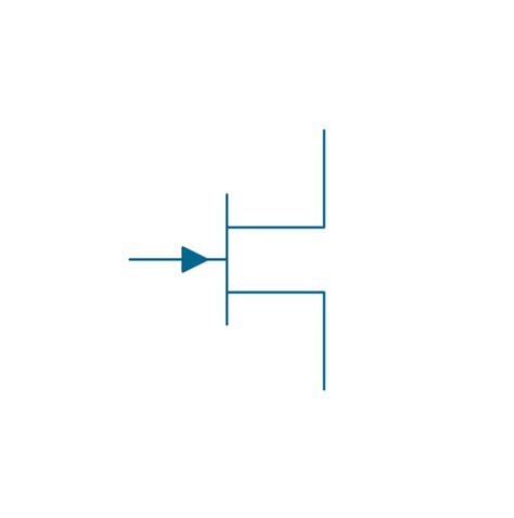 transistor vector transistors vector stencils library