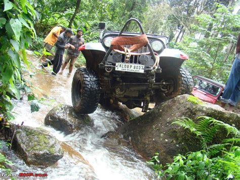 kerala jeep jeep thrills in kerala page 10 team bhp