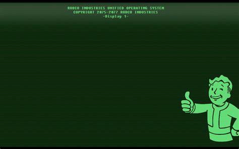 theme windows 10 fallout awesome fallout pip boy wallpaper wallpaper desktop