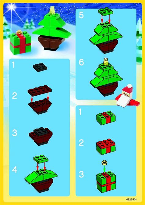 1000 images about lego christmas on pinterest lego
