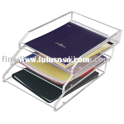 Desk Organizer Desk Organizer Manufacturers In Lulusoso Clear Desk Accessories