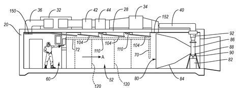 shooting range plans indoor shooting range drawings free patent us20070130845 modular shooting range google