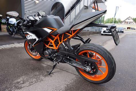 Motorrad 125 Supersportler by Motorrad Occasion Kaufen Ktm 125 Rc Abs Supersport Emil