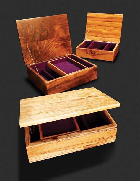 basic jewelry box  scratch