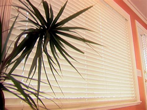 how to clean fabric window blinds the easy how to clean blinds hgtv