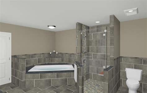 bathroom shower makeovers bathroom shower makeover in wall nj 07719 design build pros