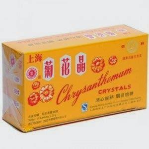 Obat Herbal Mengurangi Sesak Nafas chrysanthemum crystals obat china herbal