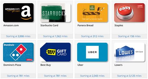 United Gift Cards For Miles - 4 worst uses of united miles points with a crew