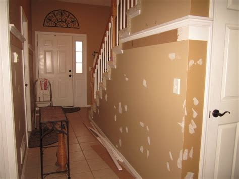 Simple Wainscoting Ideas Simple Wainscoting Ideas For The Home