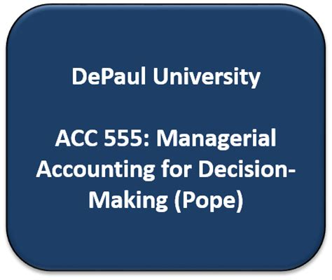 libro management accounting for decision coursepacks