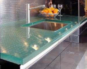 Kitchen Glass Design resin countertop concepts for kitchen and bath