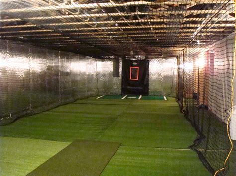 how to build a batting cage in your backyard basement batting cage smalltowndjs com