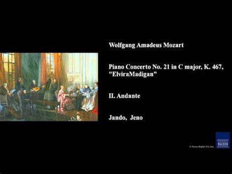 wolfgang amadeus mozart biography tagalog mozart piano concerto no 21 andante elvira madigan