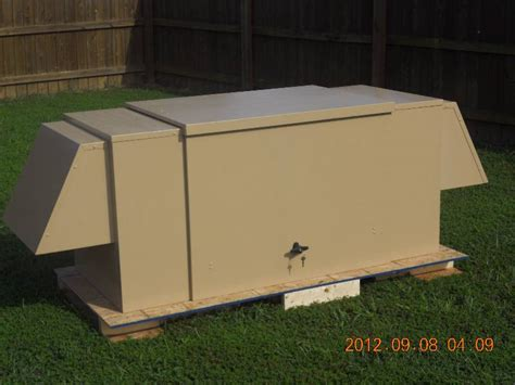 Portable Generator Cover Shed Storage Enclosure by Powershelter Iii Enclosure For Storing And Running