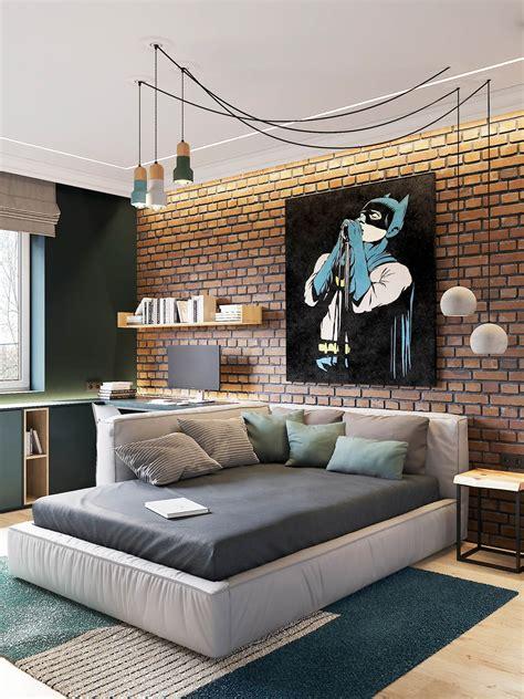 lo ultimo en decoracion de dormitorios elegant scandinavian style home with green decor