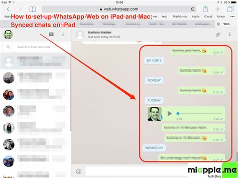 How To Search For On Whatsapp How To Set Up Whatsapp Web On And Mac Miapple Me