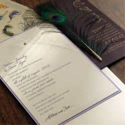ideas for wedding invitations from the pros