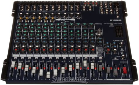 Second Mixer Yamaha Mg166cx yamaha mg166cx usb sweetwater