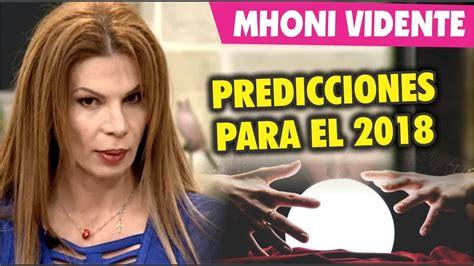 predicciones horoscopos 2016 mhoni vidente mhoni vidente predicciones 2016 en youtube mhoni vidente