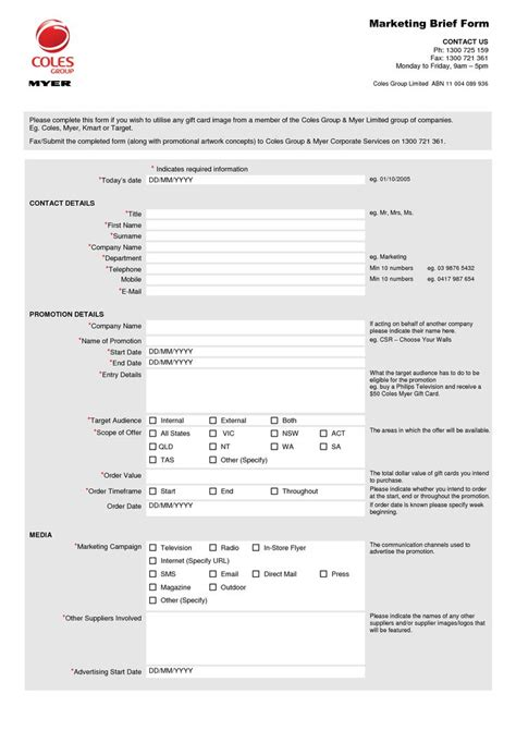 Digital Briefformat 23 Best Images About Marketing Forms On Digital Marketing Creative And Marketing