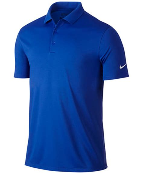 Overall Polos Fit L nike s victory dri fit golf polo polos macy s