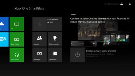 xbox themes for windows 8 1 вышло приложение smartglass с поддержкой xbox one для